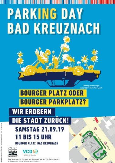 Bourger Platz Bad Kreuznach