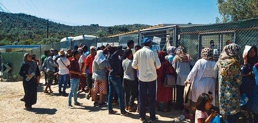 Flüchtlinge Und Corona